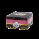 Envase metálica cuadrada decorada Té con 4 compartimentos - Always