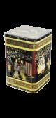 Envase metálica decorada Té 2500 gr - Japón