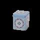 Lata metálica decorada Té 100 gr - Maroc