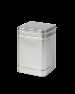 Caja metálica de 1kg con tapa bisagra