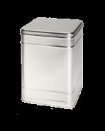 Caja metálica de 2kg con tapa bisagra