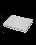 Caja tamaño A5 con tapa bisagra