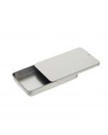 Cajita rectangular con tapa deslizante