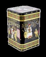 Envase metálica decorada Té 1500 gr - Japón