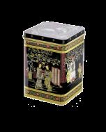 Envase metálica decorada Té 500 gr - Japón