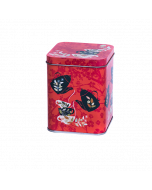 Latita metálica decorada Té 200 gr - Flavour